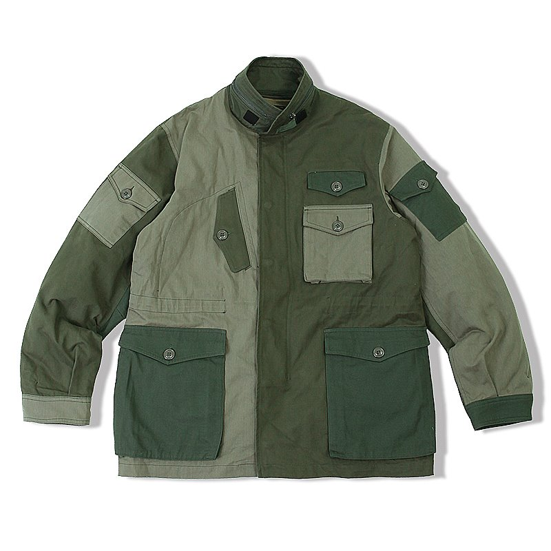 M-65 REMAKE PARKA_OLIVE GREEN 아웃스탠딩 컴퍼니M-65 REMAKE PARKA_OLIVE GREEN