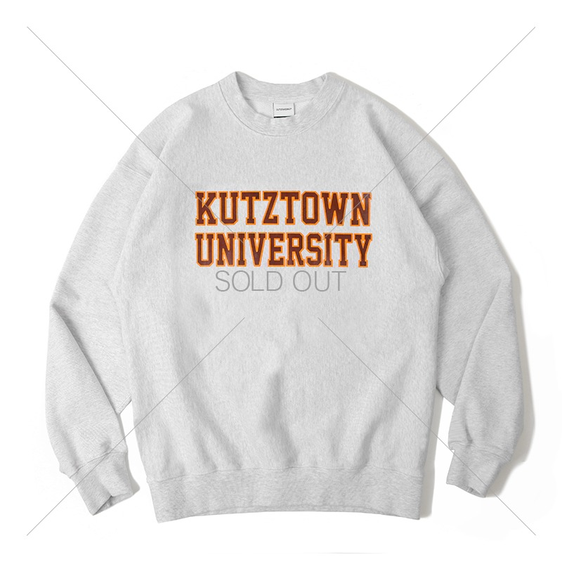 V.S.C SWEAT(KUTZTOWN)_1% MELANGE GRAY 아웃스탠딩 컴퍼니V.S.C SWEAT(KUTZTOWN)_1% MELANGE GRAY