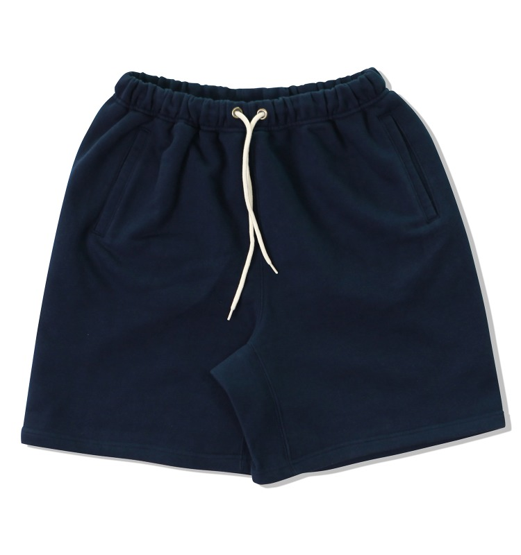 SWEAT SHORT PANTS_NAVY