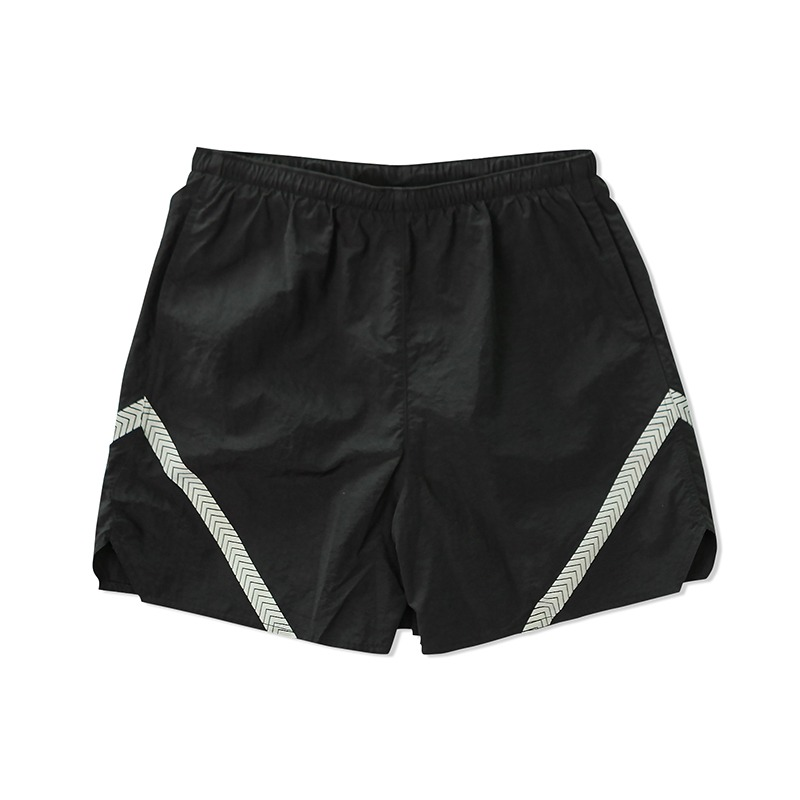 A.F SHORT PANTS_BLACK